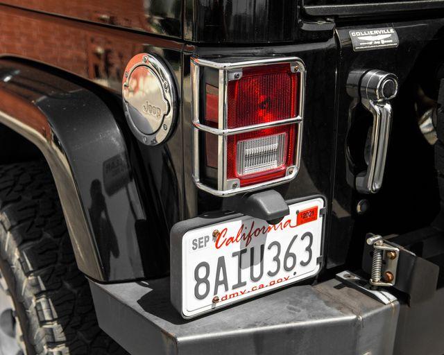 2011 Jeep Wrangler Unlimited 70th Anniversary Burbank, CA 8