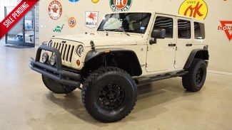 2011 Jeep Wrangler Unlimited Sahara in Carrollton, TX 75006