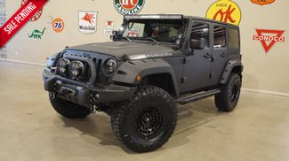 2011 Jeep Wrangler Unlimited Rubicon AEV HEMI,LIFTED,DUPONT KEVLAR,52K in Carrollton TX, 75006