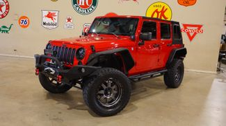 2011 Jeep Wrangler Unlimited Sahara 4X4 LIFTED,BUMPERS,LED'S,96K in Carrollton, TX 75006