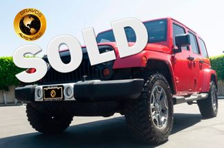 2011 Jeep Wrangler Unlimited in cathedral city, California