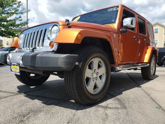 2011 Jeep Wrangler Unlimited Sahara | Champaign, Illinois | The Auto Mall of Champaign in Champaign Illinois