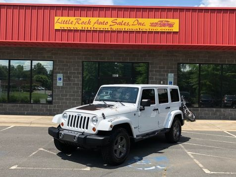 2011 Jeep Wrangler Unlimited Mojave in Charlotte, NC