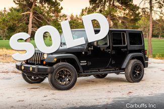 2011 Jeep Wrangler Unlimited Sport 4WD | Concord, CA | Carbuffs in Concord