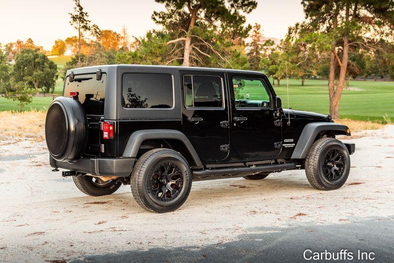 2011 Jeep Wrangler Unlimited Sport 4WD   Concord, CA   Carbuffs in Concord, CA