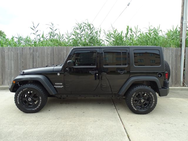 2011 Jeep Wrangler Unlimited Sport Corpus Christi, Texas 4