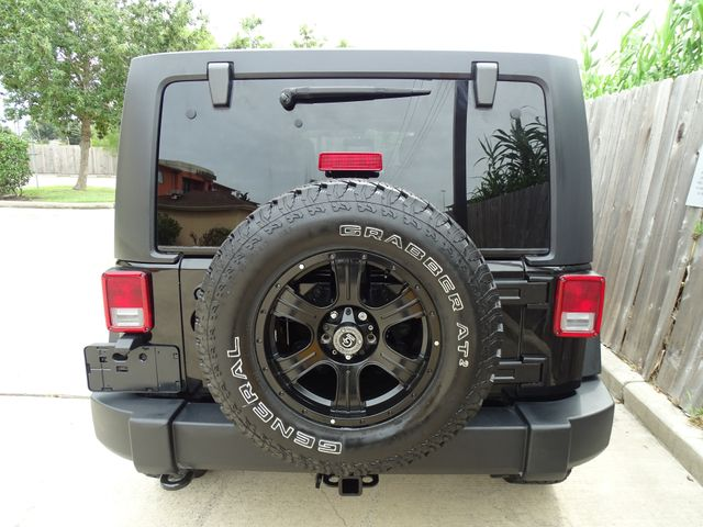 2011 Jeep Wrangler Unlimited Sport Corpus Christi, Texas 7