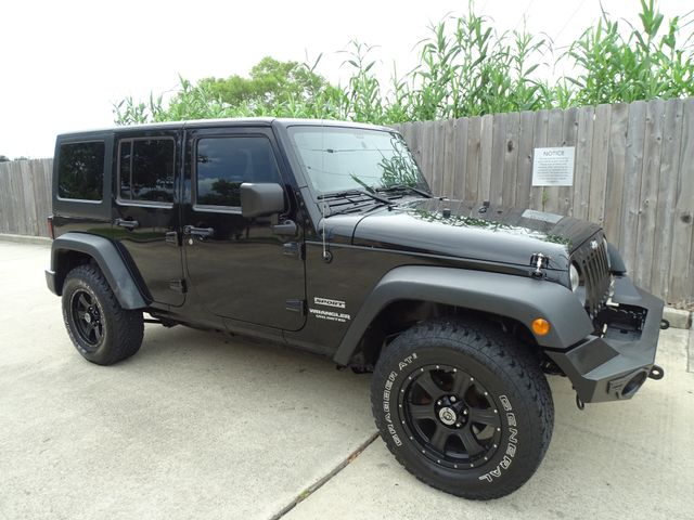 2011 Jeep Wrangler Unlimited Sport Corpus Christi, Texas 1
