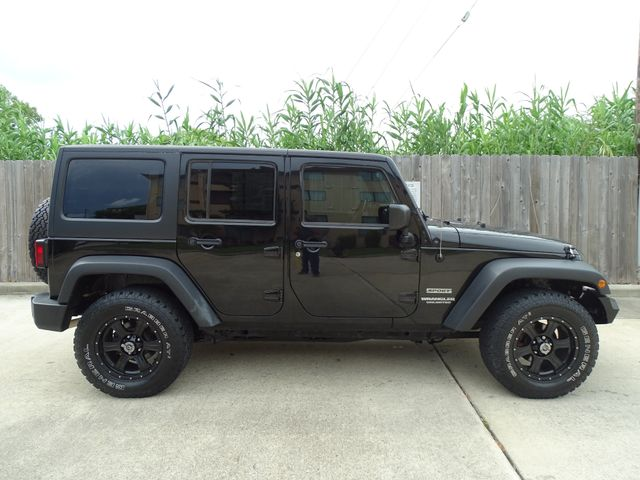 2011 Jeep Wrangler Unlimited Sport Corpus Christi, Texas 5