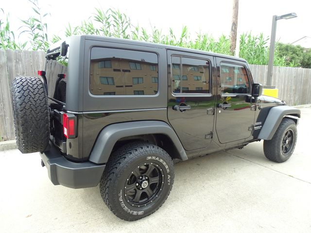 2011 Jeep Wrangler Unlimited Sport Corpus Christi, Texas 3
