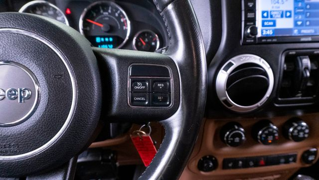 2011 Jeep Wrangler Unlimited Rubicon Supercharged with Many Upgrades in Dallas, TX 75229
