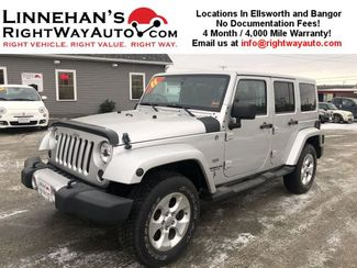2011 Jeep Wrangler Unlimited in Bangor, ME