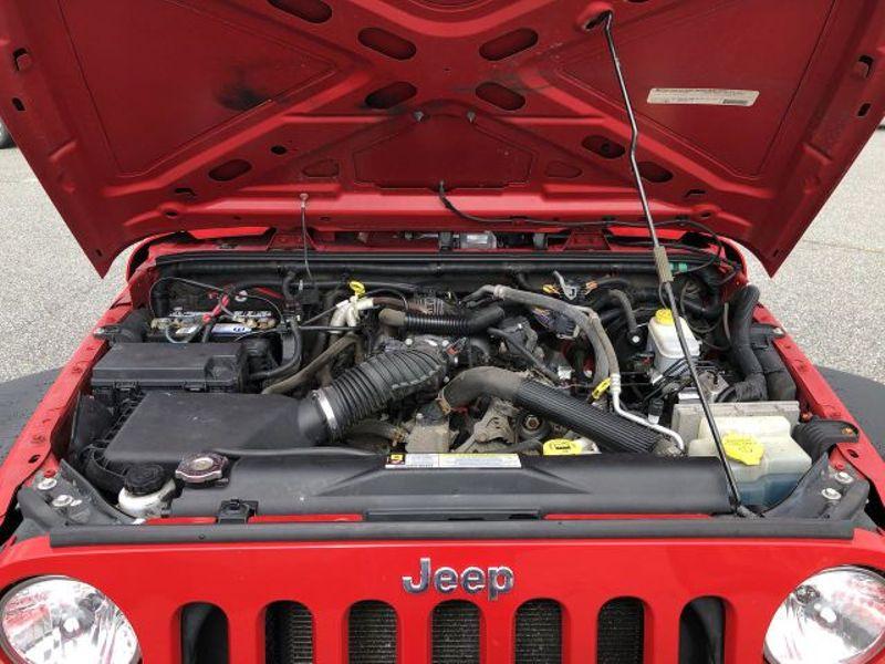 2011 Jeep Wrangler Unlimited Sport  in Bangor, ME