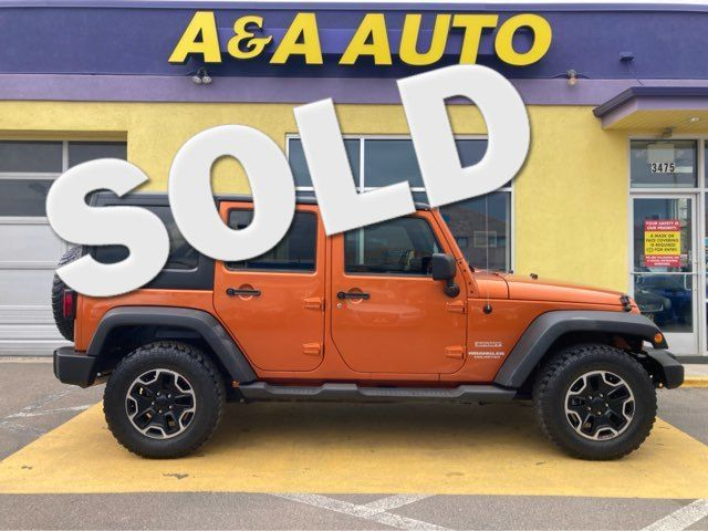 2011 Jeep Wrangler Unlimited Sport in Englewood, CO 80110