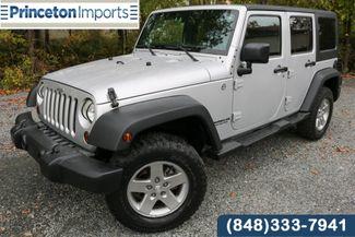 2011 Jeep Wrangler Unlimited Rubicon in Ewing, NJ 08638