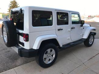 2011 Jeep Wrangler Unlimited Sahara Farmington, MN 1