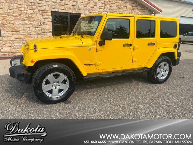 2011 Jeep Wrangler Unlimited Sahara Farmington, MN