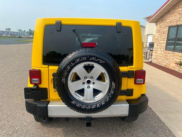 2011 Jeep Wrangler Unlimited Sahara Farmington, MN 2