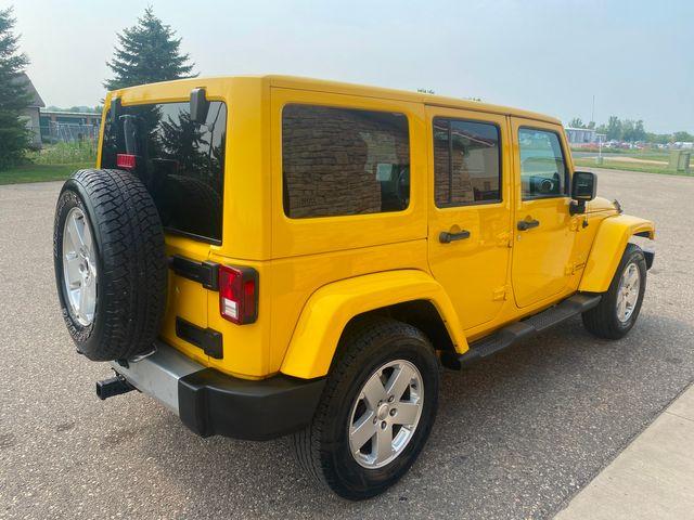 2011 Jeep Wrangler Unlimited Sahara Farmington, MN 3