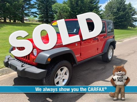 2011 Jeep Wrangler Unlimited Rubicon in Great Falls, MT