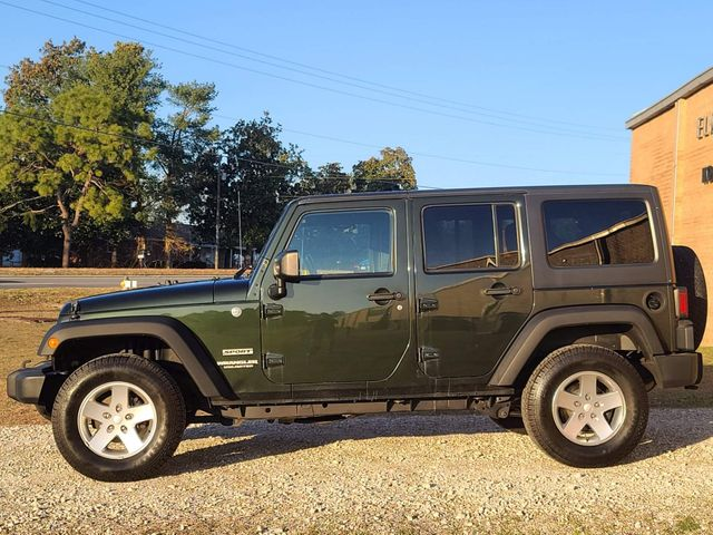 2011 Jeep Wrangler Unlimited Sport in Hope Mills, NC 28348