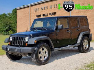 2011 Jeep Wrangler Unlimited Rubicon in Hope Mills, NC 28348