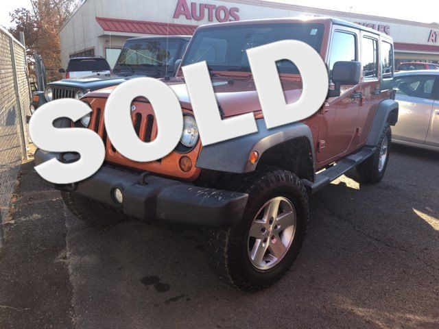 2011 Jeep Wrangler Unlimited Sport - John Gibson Auto Sales Hot Springs in Hot Springs Arkansas