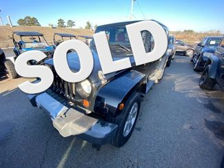 2011 Jeep Wrangler Unlimited Sahara - John Gibson Auto Sales Hot Springs in Hot Springs Arkansas