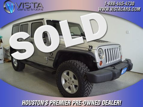 2011 Jeep Wrangler Unlimited Sport in Houston, Texas