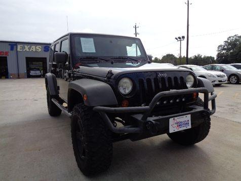 2011 Jeep Wrangler Unlimited Sport in Houston