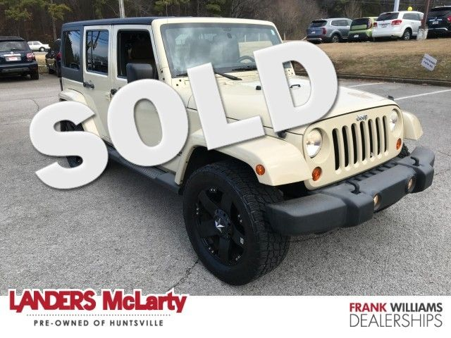 2011 Jeep Wrangler Unlimited Sahara | Huntsville, Alabama | Landers Mclarty DCJ & Subaru in  Alabama