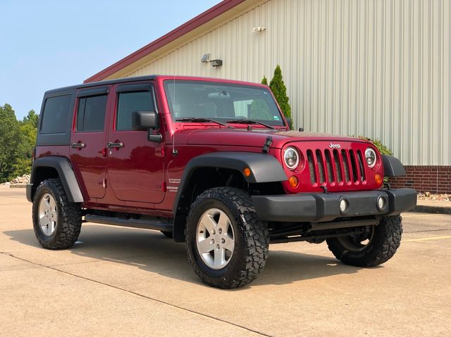 2011 Jeep Wrangler Unlimited Sport in Jackson, MO 63755