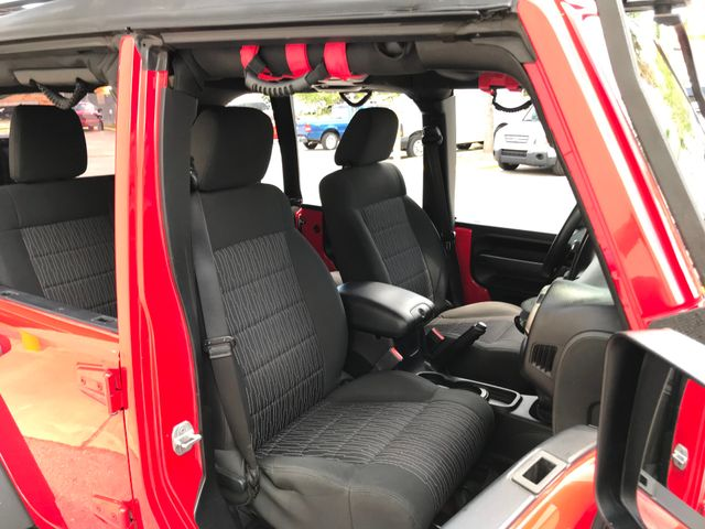 2011 Jeep Wrangler Unlimited Sport in Jacksonville , FL 32246