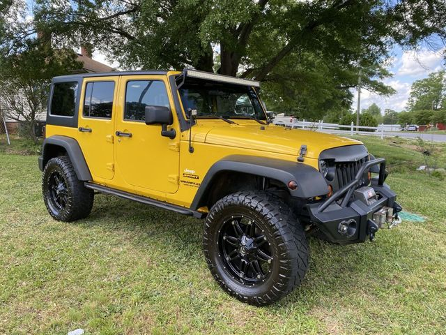 2011 Jeep Wrangler Unlimited Sport in Kannapolis, NC 28083