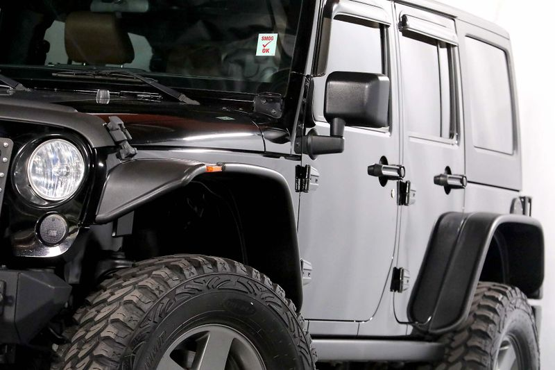 2011 Jeep Wrangler Unlimited - Lifted - Leather - Hardtop Rubicon  city California  MDK International  in Los Angeles, California