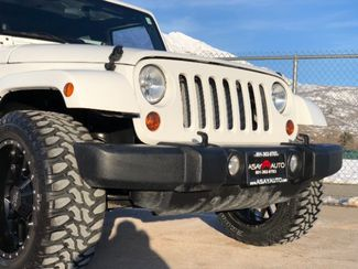 2011 Jeep Wrangler Unlimited Sahara LINDON, UT 3