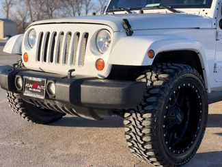 2011 Jeep Wrangler Unlimited Sahara LINDON, UT 4