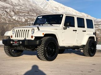 2011 Jeep Wrangler Unlimited Sahara LINDON, UT 5