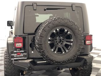 2011 Jeep Wrangler Unlimited Rubicon LINDON, UT 4
