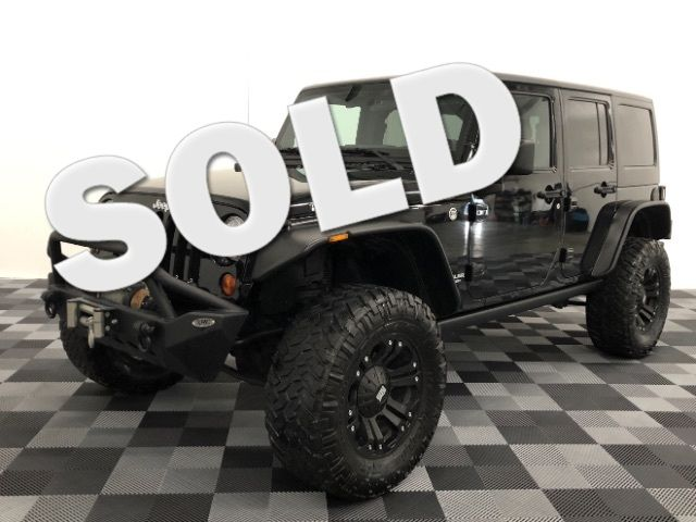 2011 Jeep Wrangler Unlimited Rubicon LINDON, UT