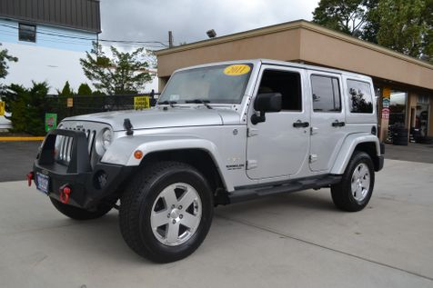 2011 Jeep Wrangler Unlimited Sahara in Lynbrook, New