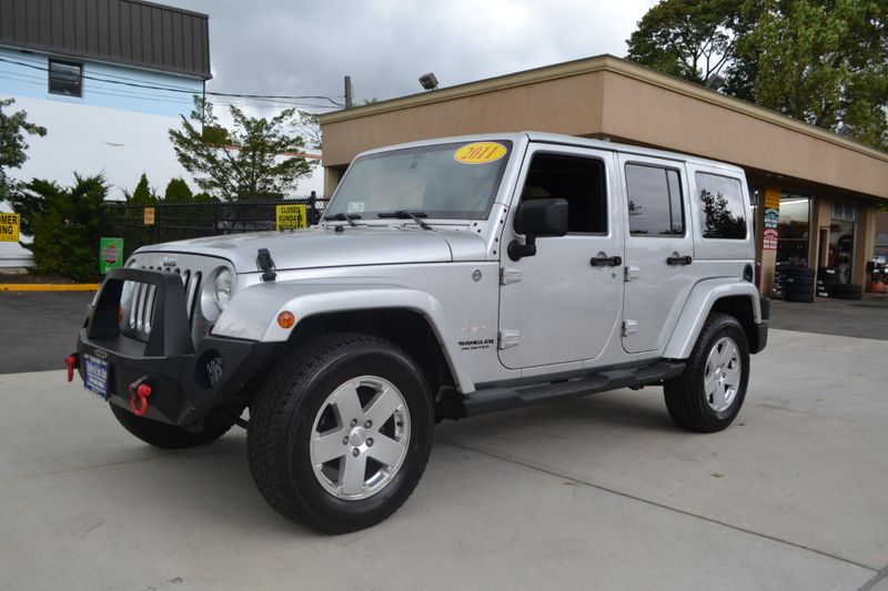 2011 Jeep Wrangler Unlimited Sahara  city New  Father  Son Auto Corp   in Lynbrook, New
