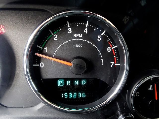 2011 Jeep Wrangler Unlimited Rubicon Madison, NC 16