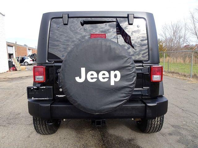 2011 Jeep Wrangler Unlimited Rubicon Madison, NC 3
