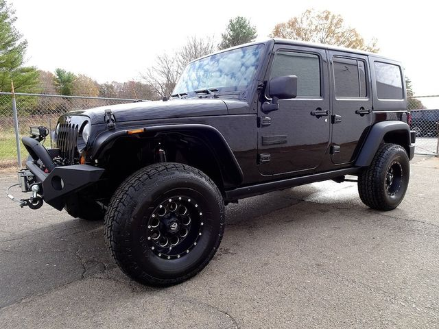 2011 Jeep Wrangler Unlimited Rubicon Madison, NC 6