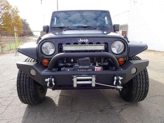 2011 Jeep Wrangler Unlimited Rubicon Madison, NC 7