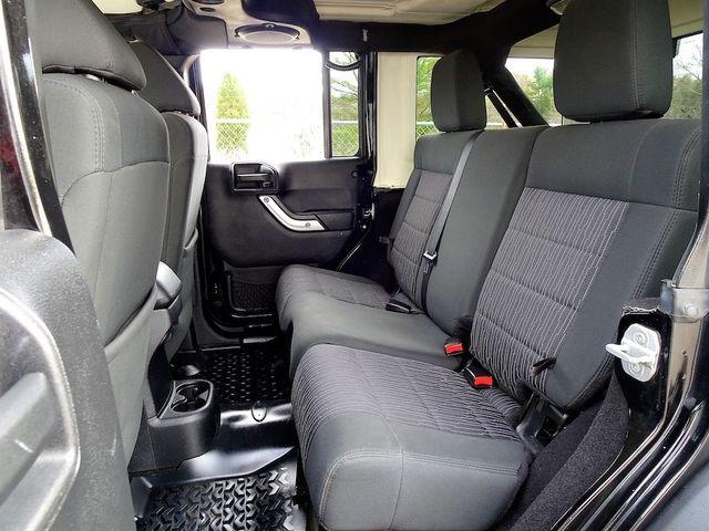 2011 Jeep Wrangler Unlimited Rubicon Madison, NC 32