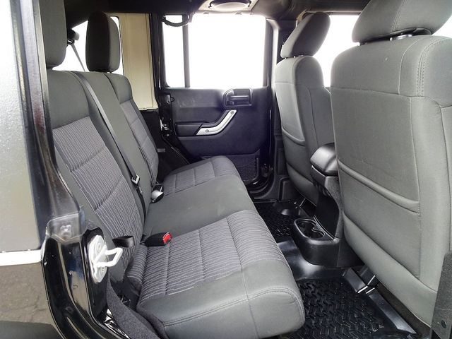 2011 Jeep Wrangler Unlimited Rubicon Madison, NC 34