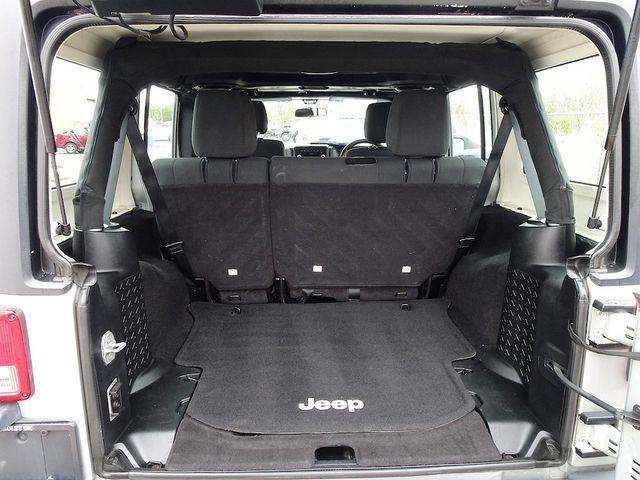 2011 Jeep Wrangler Unlimited Sport Madison, NC 14