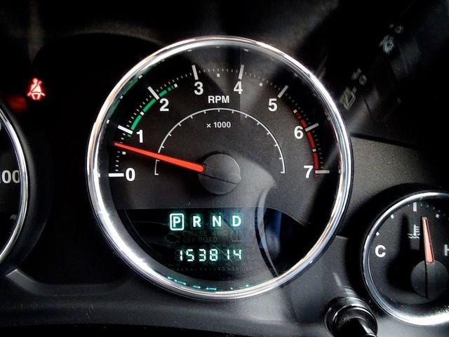 2011 Jeep Wrangler Unlimited Sport Madison, NC 15